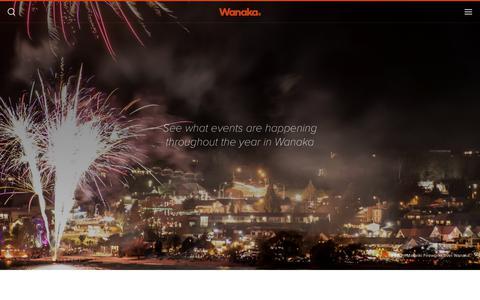 Annual Events In Wanaka - Lake Wanaka Tourism