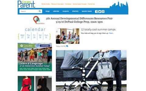 Chicago Parent - Calendar, directory, blogs, articles - | ChicagoParent.com