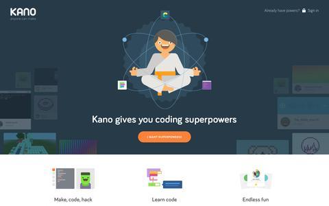 Kano World