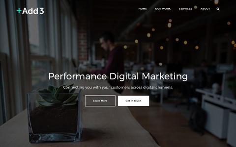 Digital Marketing Agency in Seattle, WA | Add3.com