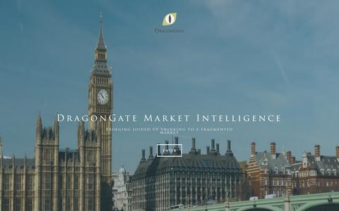 Screenshot of Home Page dgmi.co.uk - DGMI - captured Nov. 24, 2016