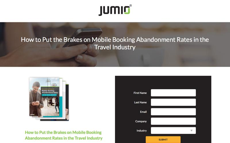 How to Put the Brakes on Mobile Booking Abandonment Rates in the Travel Industry