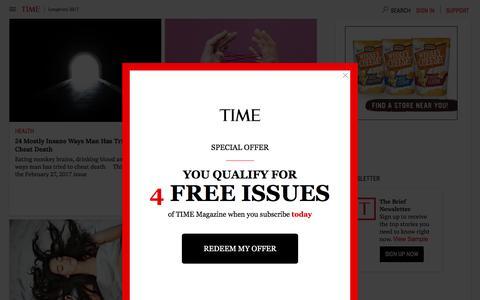 Longevity 2017 | Time.com