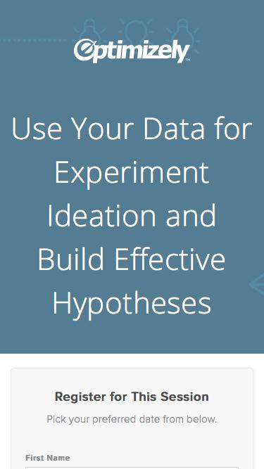 Use Your Data for Experiment Ideation and Build Effective Hypotheses