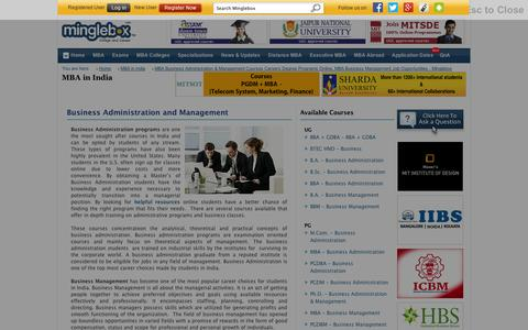 Screenshot of Team Page minglebox.com - MBA Business Administration & Management Courses Careers Degree Programs Online, MBA Business Management Job Opportunities - Minglebox - minglebox - captured Sept. 10, 2014