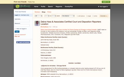 Screenshot of Blog kiwibox.com - Blogs | Search | Kiwibox Community | Kiwibox Community - captured Oct. 29, 2014