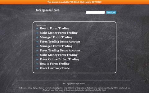 forexjournal.com