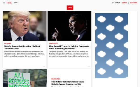 Ideas | Time.com
