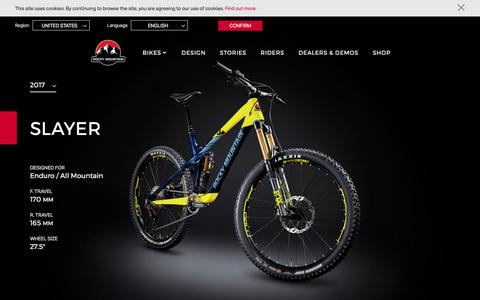 Slayer | Rocky Mountain Bicycles