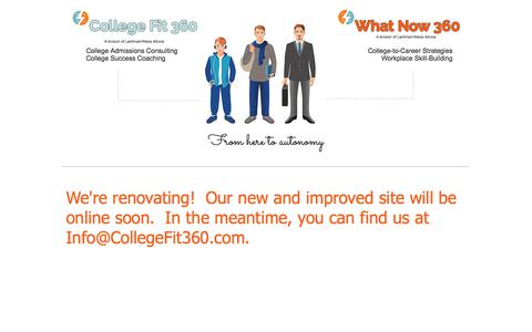 College Fit 360, College Admissions Consulting Los Angeles