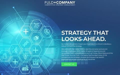 Fuld + Co | Fuld + Co