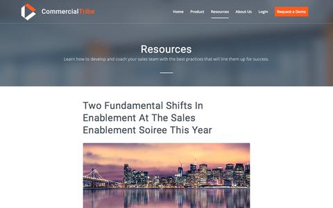 Resources | CommercialTribe
