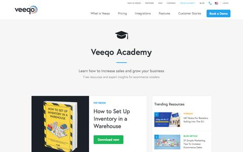 Veeqo Academy - Ecommerce Resources For Retailers | Veeqo