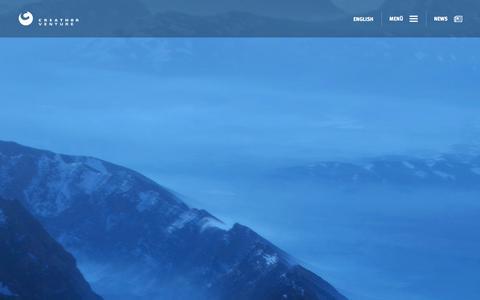 Screenshot of About Page creathor.de - Creathor - captured Oct. 3, 2014