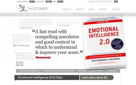 Emotional Intelligence (EQ) | The Premier Provider - Tests, Training, Certification, and Coaching.