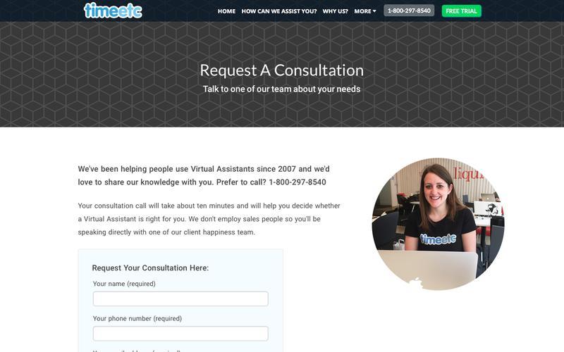 Virtual Assistant service - Time etc