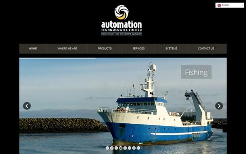 Screenshot of Terms Page atech.com.mt - Terms & Conditions   Automation Technologies Malta - Marine Malta - Marine Automation - captured Feb. 6, 2016