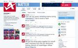 New Screenshot Autotask Corporation Twitter Page