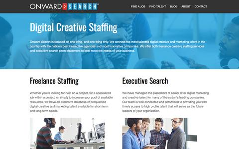 Creative Staffing and Digital Marketing Recruitment Agency