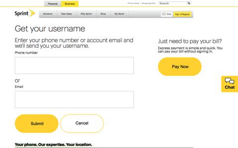 Cell Phones, Mobile Phones & Wireless Calling Plans from Sprint