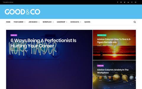 Homepage   Good&Co