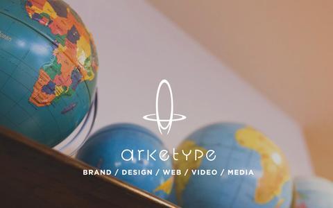 Arketype Inc - Branding / Design / Web / Video / MediaArketype