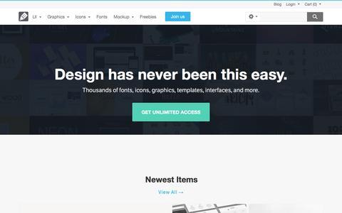 Free & Premium Design Resources | Medialoot
