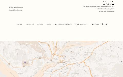 Screenshot of Locations Page jollificationbyjulia.com - Jollification   Locations - Jollification - captured Oct. 27, 2014