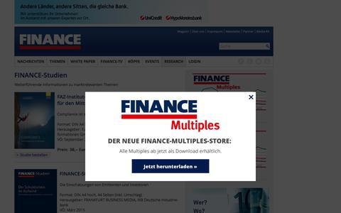 Studien-FINANCE Magazin