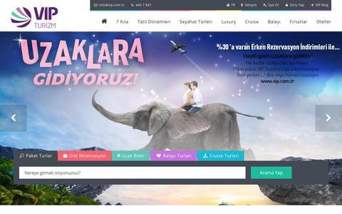 VIP Turizm, Tıkla Dünya'yı, Tatil, Otel, Yurtdışı Turlar
