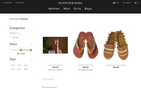 Girls' Shoes | Scotch R'Belle | Official Webstore