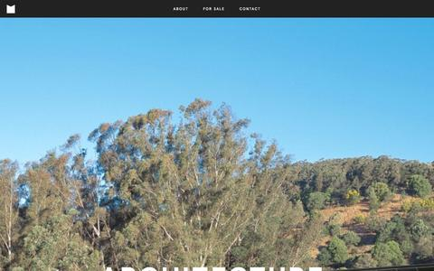 Screenshot of Home Page modernhouse.co - Modern House - captured Oct. 7, 2014