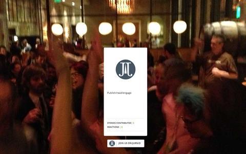 Screenshot of About Page jurnid.com - Jurnid - captured Dec. 16, 2014