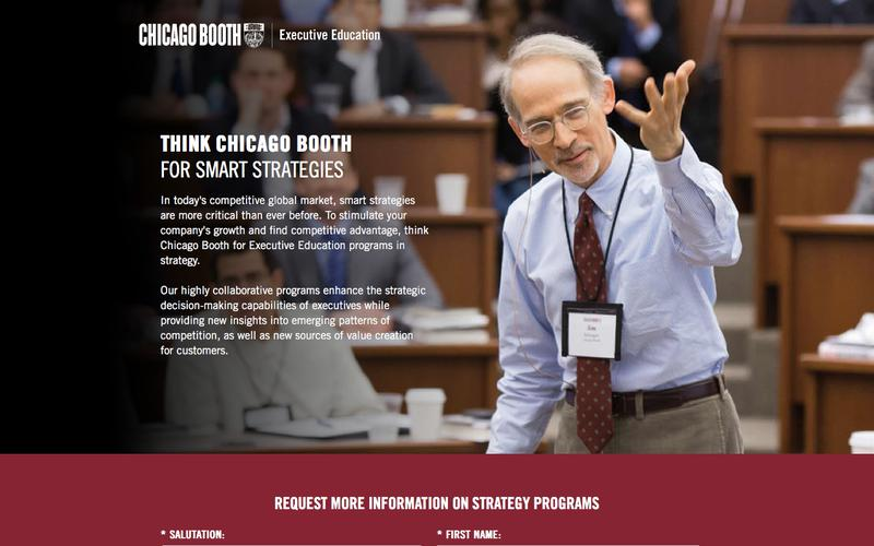 Executive Education at Chicago Booth | Strategy Courses
