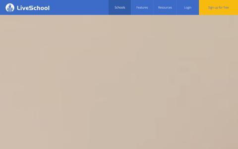 Screenshot of Pricing Page whyliveschool.com - LiveSchool - Award Winning Platform for School-wide Behavior Improvement - captured Jan. 31, 2016