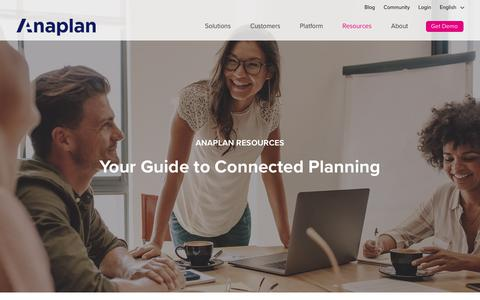 Anaplan Resources