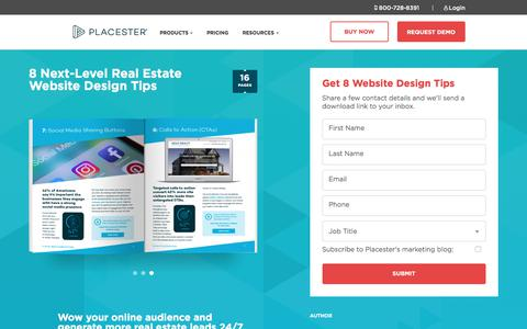 internet landing pages on wordpress website inspiration and