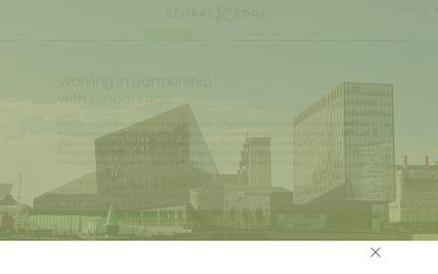 Screenshot of Developers Page globaledge.co.uk - Global Edge | Developers - captured Nov. 9, 2018