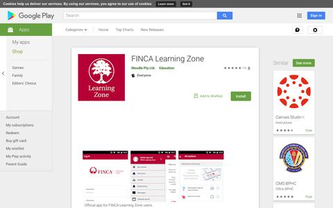 FINCA Learning Zone - Apps on Google Play