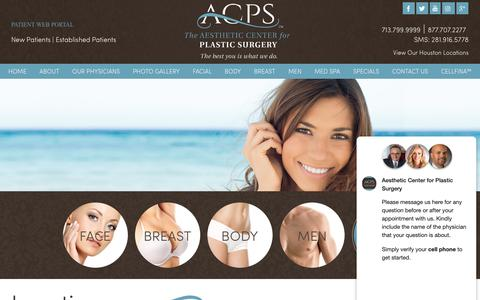 Screenshot of Locations Page mybeautifulbody.com - Plastic Surgery | Cosmetic Enhancements | Katy TX | Houston TX Location - captured Oct. 3, 2018