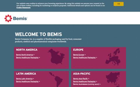 Bemis - Welcome | Bemis Company, Inc.