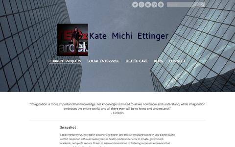 Screenshot of Home Page muralinstitute.org - Kate Michi Ettinger - Current Projects - captured Jan. 28, 2015