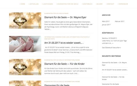 Screenshot of Press Page country-verlag.de - Aktuelles - Petra Müller - captured April 4, 2017