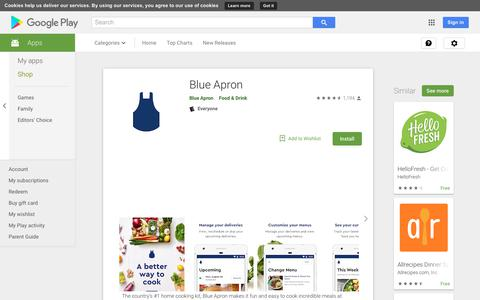 Blue Apron - Apps on Google Play