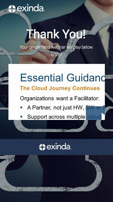 Optimize Critical Cloud Applications | Exinda