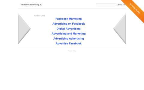 facebookadvertising.eu