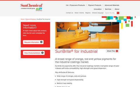SunBrite® for Industrial