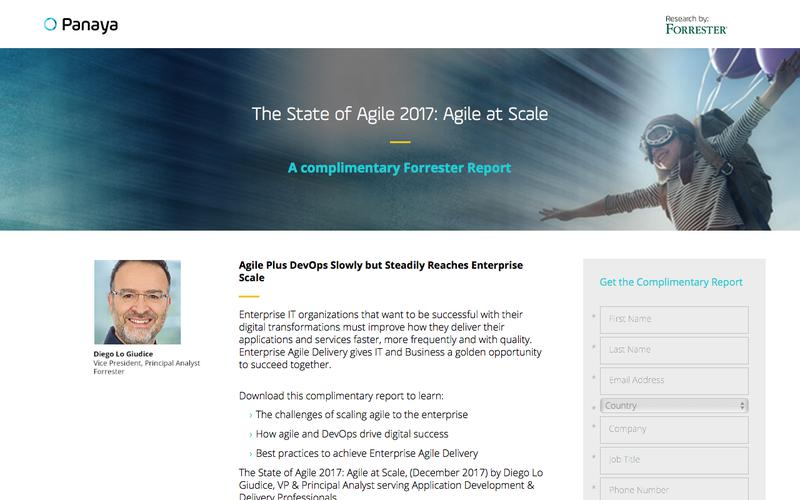 The State of Agile – A Complementary Forrester Report