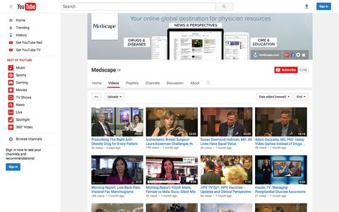 Medscape  - YouTube