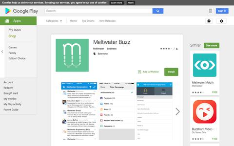 Meltwater Buzz - Android Apps on Google Play
